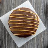 Chocolate Coconut Peanut Butter Cookies
